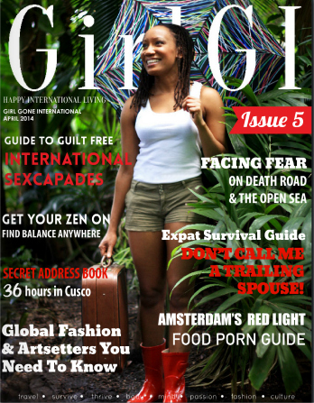 Girl Gone International Issue 5