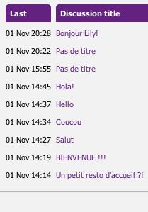 OVS inbox