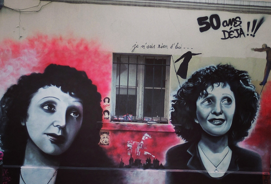 Edith Piaf Centennial: Tracing the Roots of La Mome in Paris