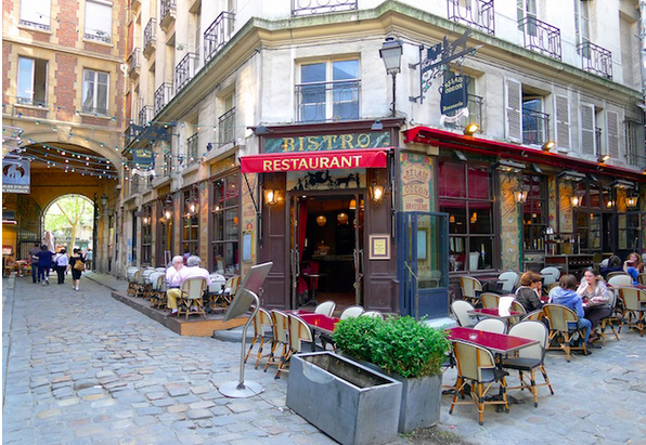 Top 5 Romantic Bars of the Left Bank