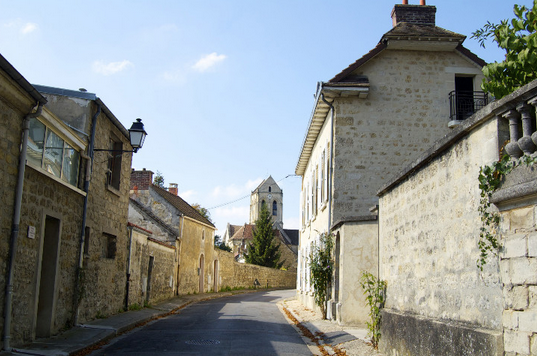 Following Vincent van Gogh in Auvers-sur-Oise