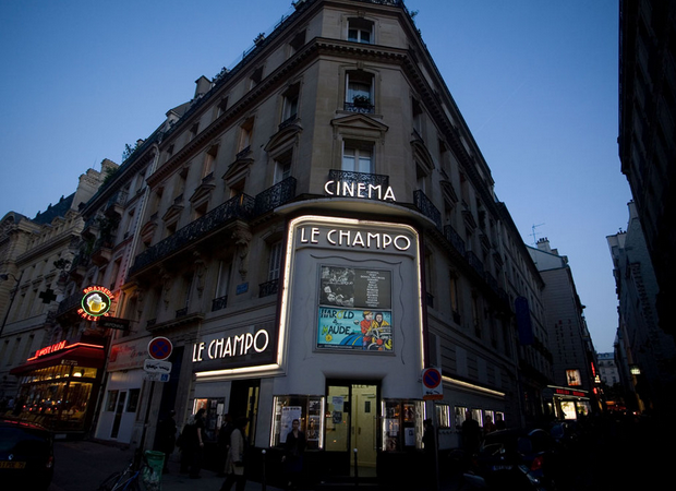 Beautiful Historic Cinemas You Must Visit in Paris