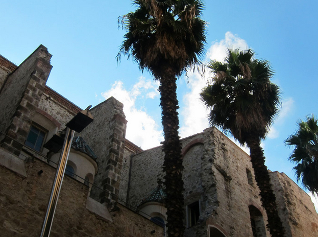 Church in El Raval