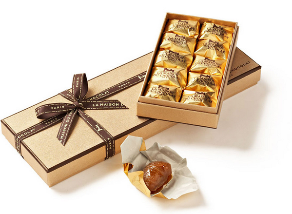 Must Try Christmas Treats from Paris