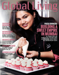 Global Living Magazine Nov/Dec 2015