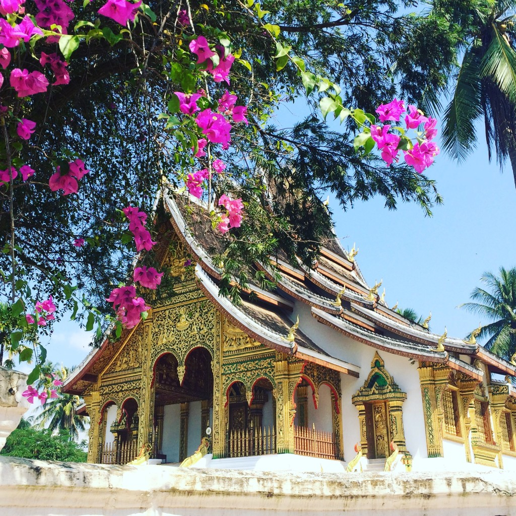 Temple of the Royal Palace - Luang Prabang