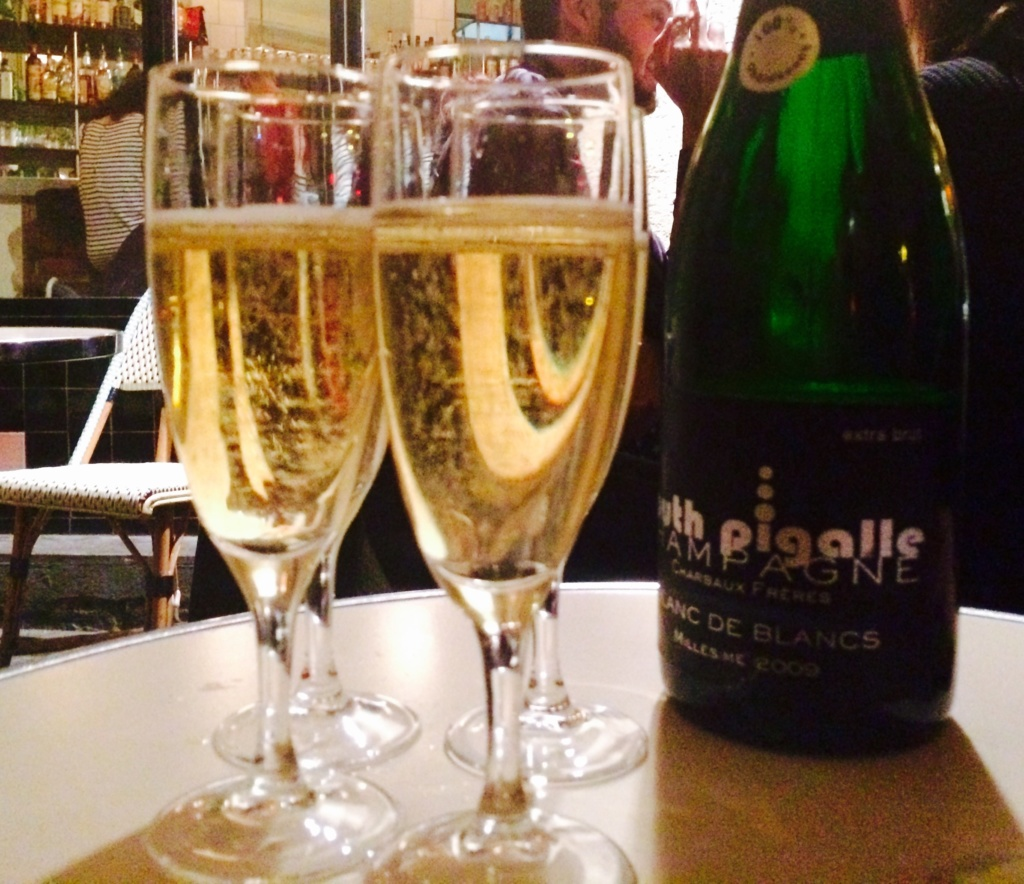 South Pigalle champagne