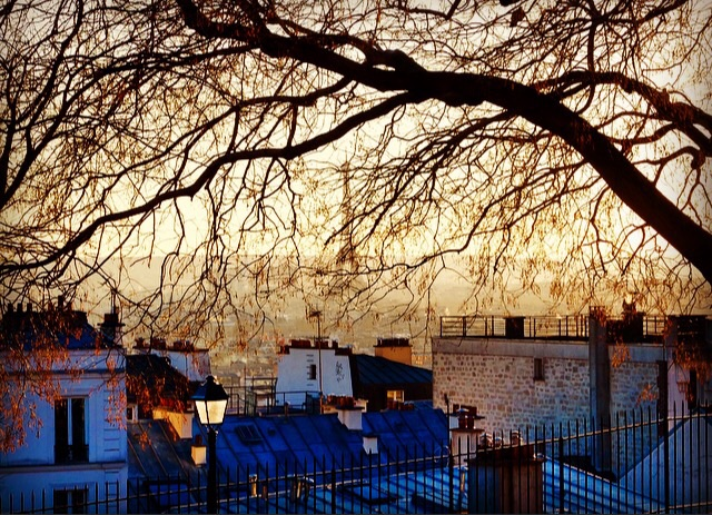Romantic Montmartre A La Lily Perfectly Paris