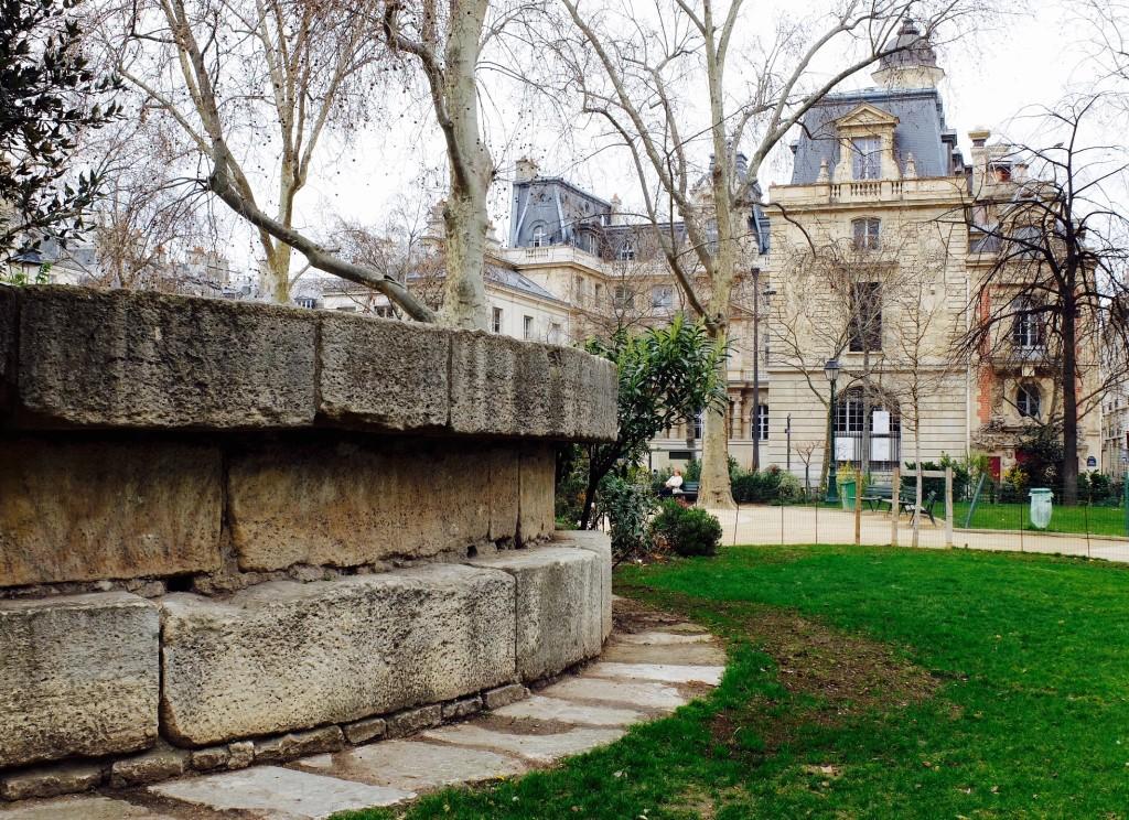 Square Henri Galli Paris 75004