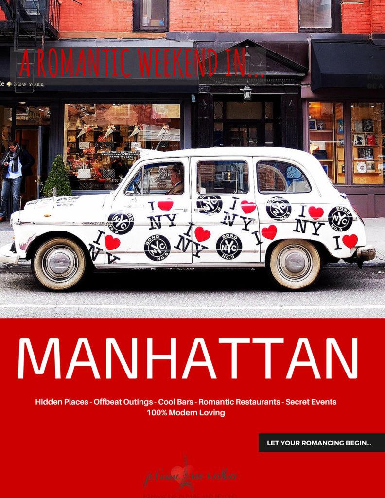 A Romantic Weekend in Manhattan