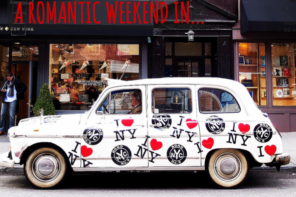 Romantic New York Guide