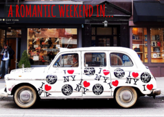Romantic New York Guide