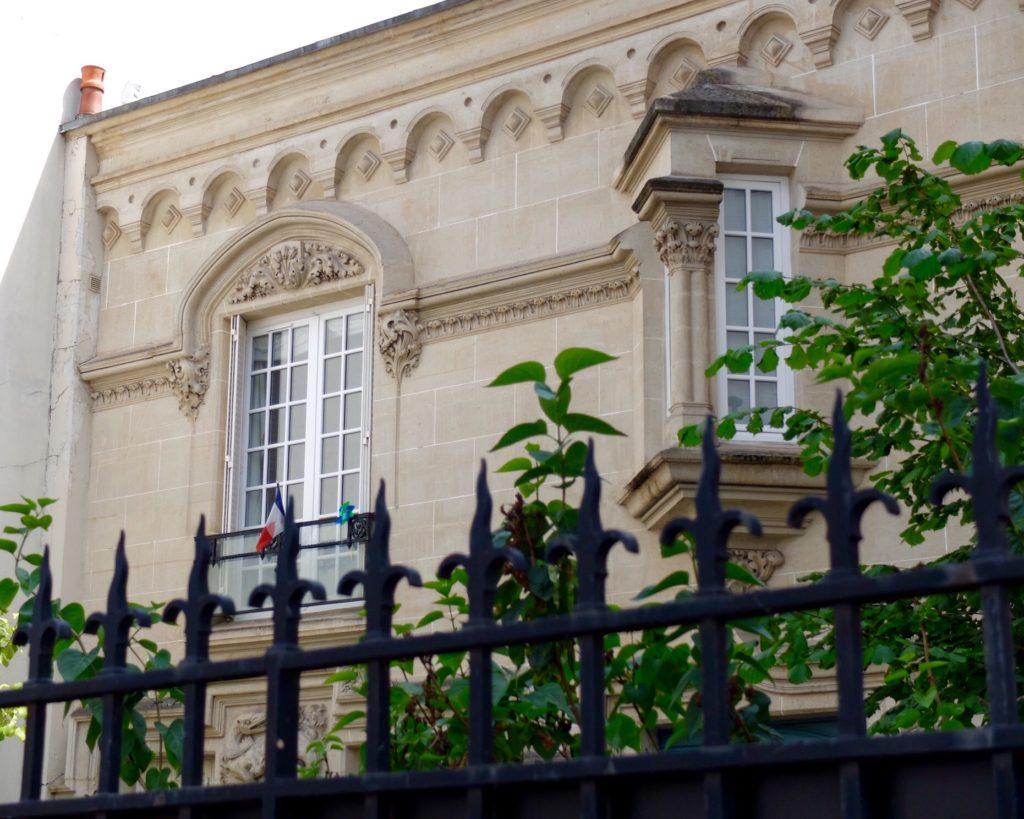 castle rue lamarck