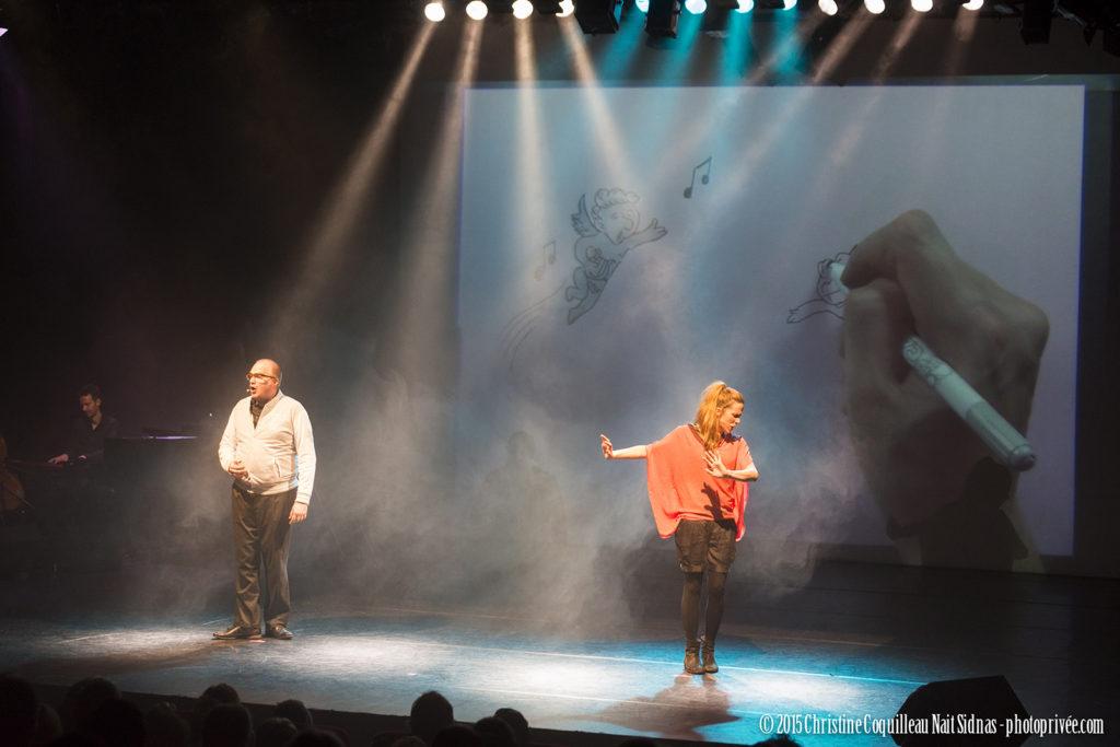 New Comédie Musicale Improvisée -7 Février 2015
