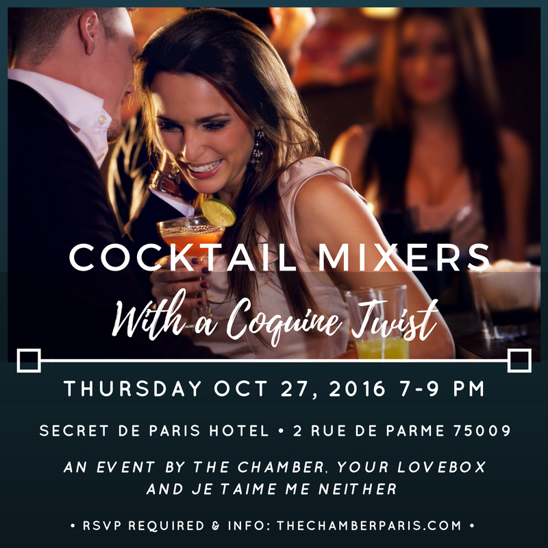 cocktails-with-a-coquine-twist-poster