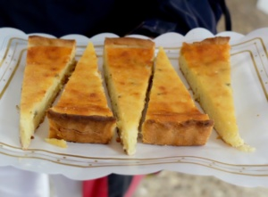 Ibizan traditional flan