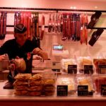 Ibiza ham and cheese shop