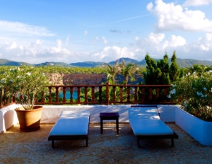 Hotel Las Brisas junior suite terrace