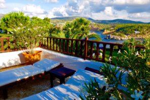 Hotel Las Brisas, a Romantic Paradise in Ibiza