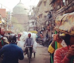 Old-Delhi-Traffic