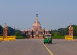 Delhi-Parliament-buildings