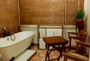 Abode Bombay Superior Luxury room bath tub