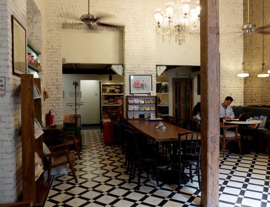 Abode Bombay lounge
