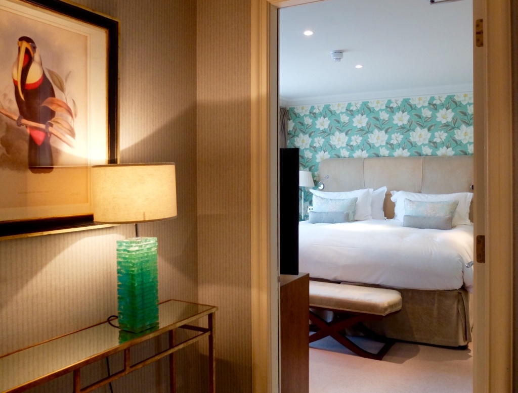 Stafford Hotel London suite