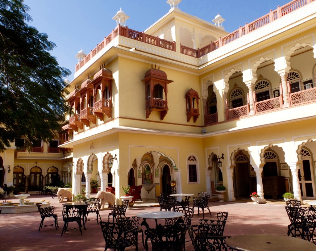 Reliving a Bygone Regal Era in Jaipur at the Alsisar Haveli -