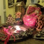 Ranjit's Svaasa Amitsar altar