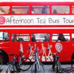 Tea bus tour B bakery london