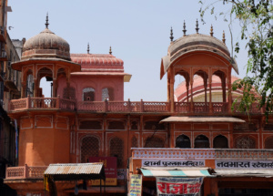Jaipur-buildings