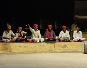 Prince-Desert-Camp-Jaisalmer-musicians