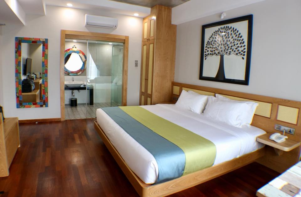 Treasures-Hotel-and-Suites-Melaka-bedroom