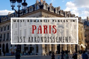 10 Most Romantic Places in Paris: 1ème Arrondissement