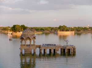 Jaisalmer-lake