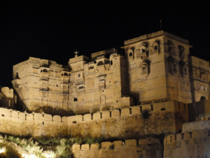 Jaisalmer-Fort-night