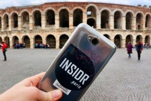 News! Europe at your Fingertips with Insidr Smartphones