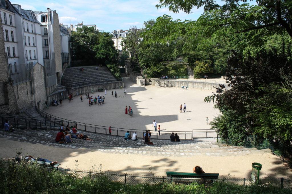 Arenes-de-Lutece-Paris