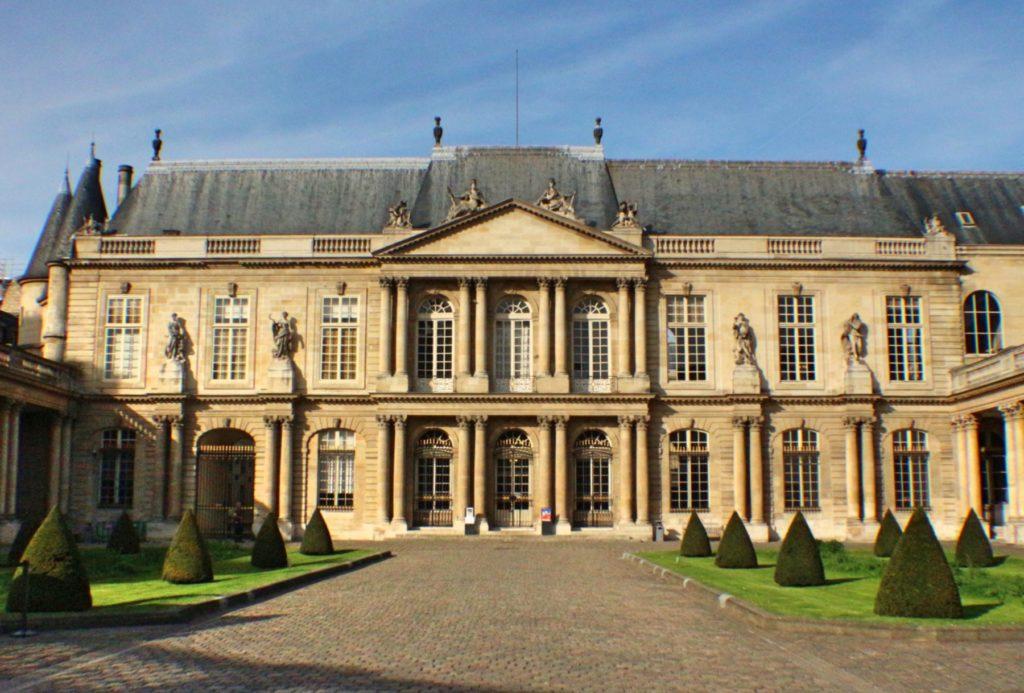Hotel-de-Soubise-archives-nationales