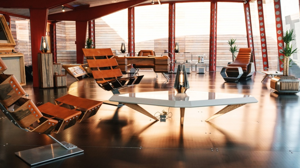 Space Age Midcentury Modern Furniture Design Yes Please