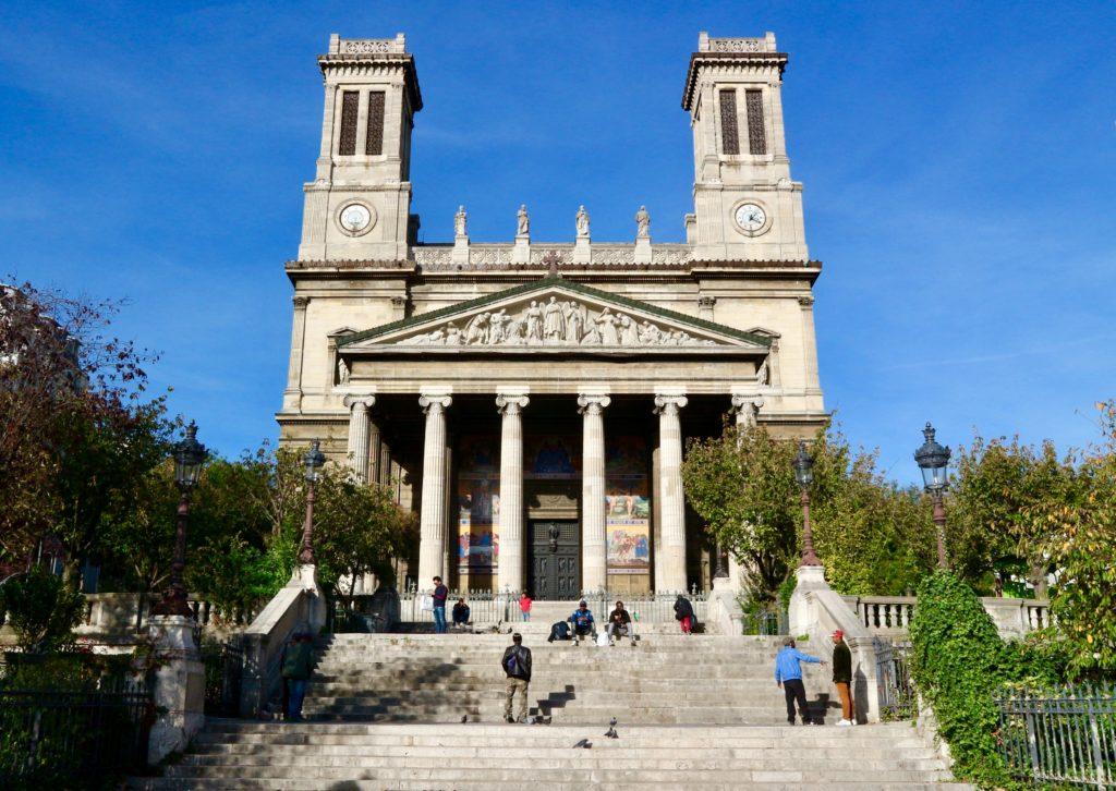 Eglise Saint Vincent de Paul Paris