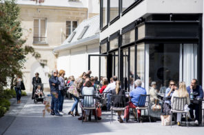 New Foodie Arcade Opens on Paris's Left Bank