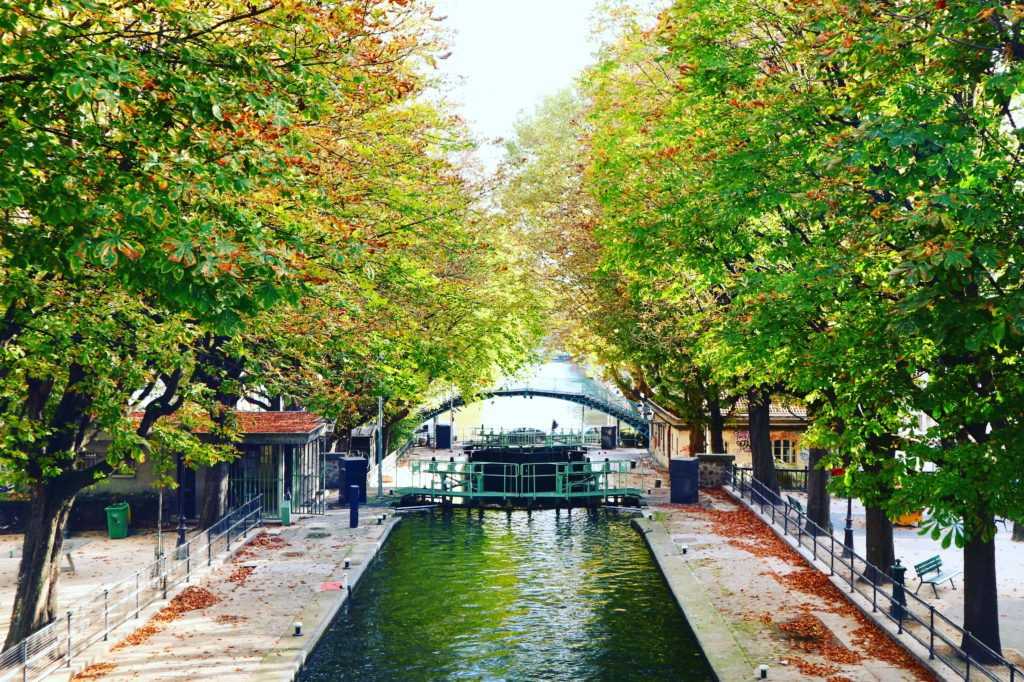 Canal-Saint-Martin-Paris