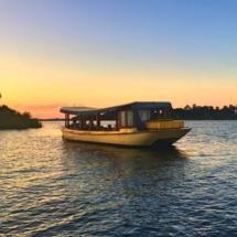 Raikane Sunset Cruise, Victoria Falls © Lily Heise