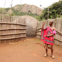 Swazi Cultural Village tour
