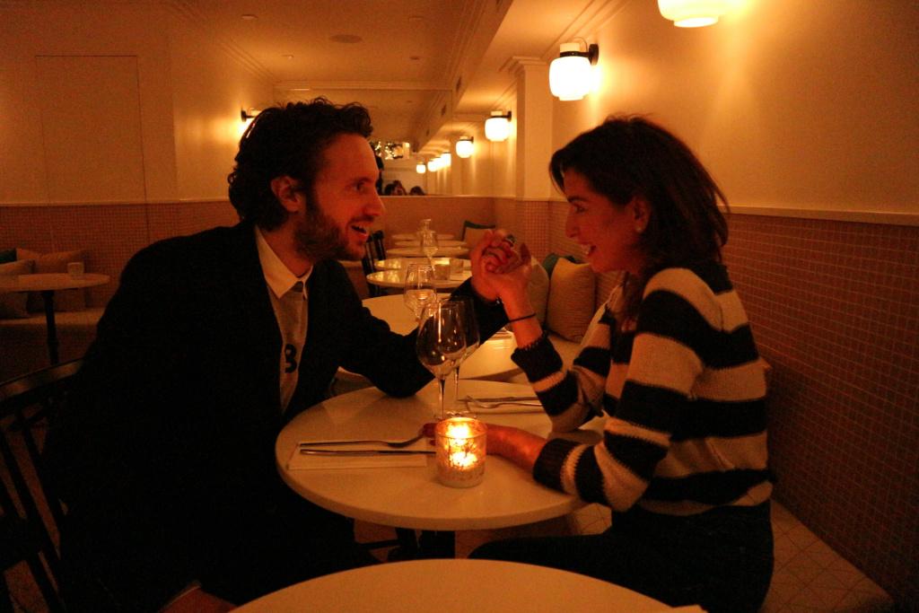 Les Francaises Restaurant Paris