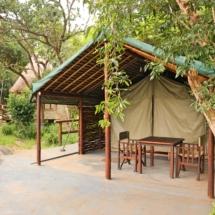 Phophonyane Ecolodge tent