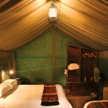 Phophonyane Ecolodge tent interior 2