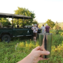 Muchenje Lodge sunset safari